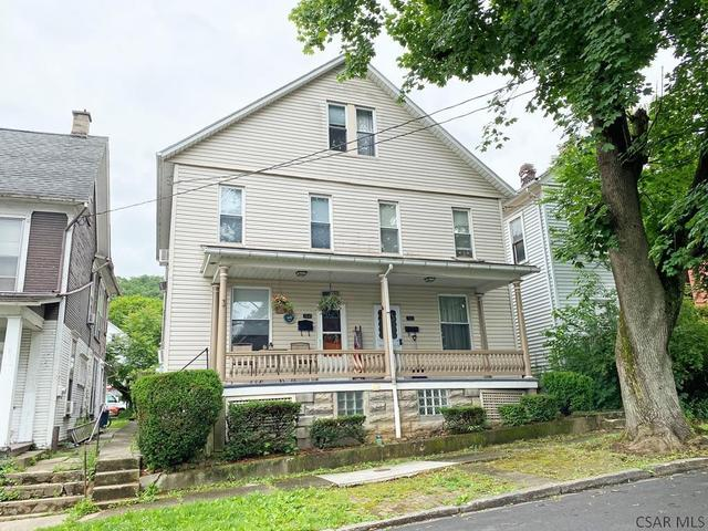 Porch featured at 764-766 Cypress Ave, Johnstown, PA 15902