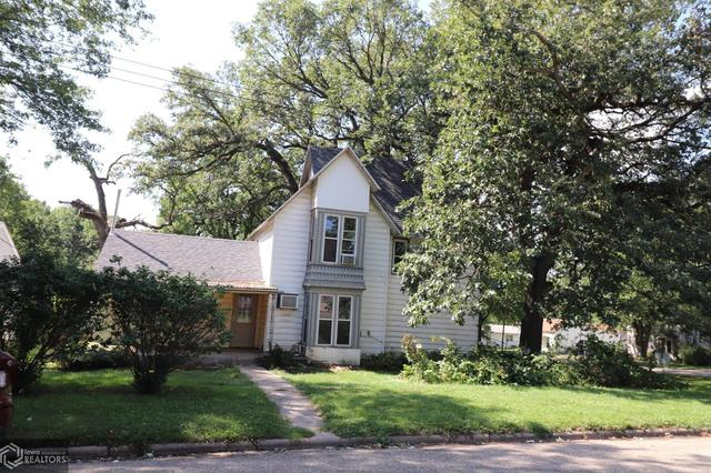 Yard featured at 300 S Carthage St, Exira, IA 50076