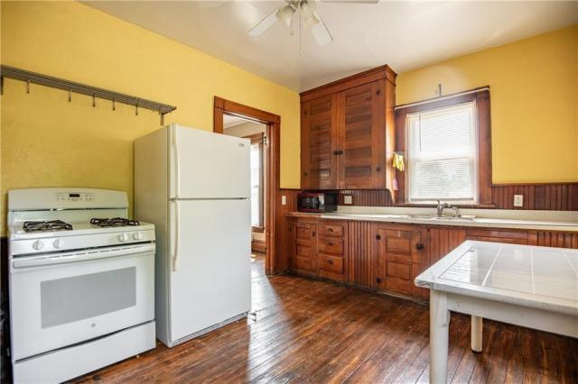 Kitchen featured at 35 Donation Rd, Greenville, PA 16125