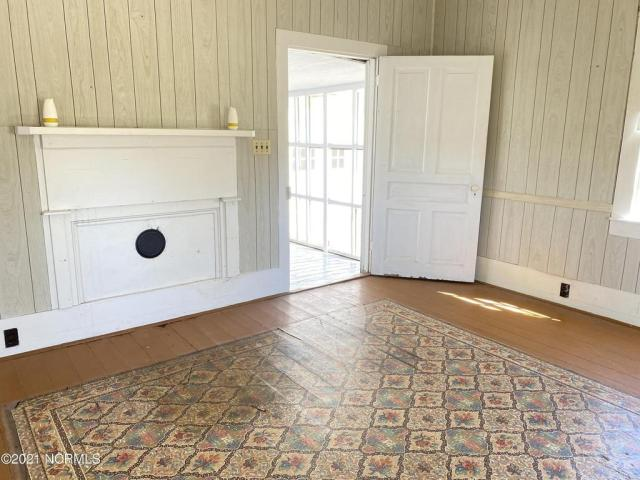 Laundry room featured at 5519 Kings Crossroads Rd, Fountain, NC 27829