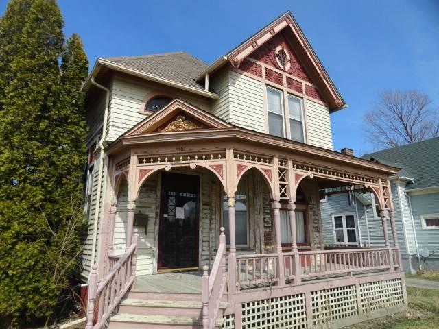 Porch featured at 1151 E Main St, Galesburg, IL 61401