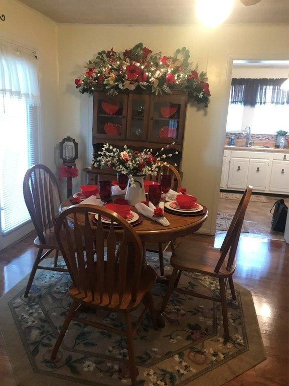Dining room featured at 2155 Leemaster Dr, Vansant, VA 24656