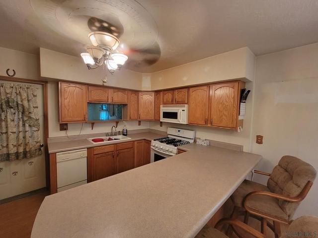 Kitchen featured at 413 Prosser St, Johnstown, PA 15901