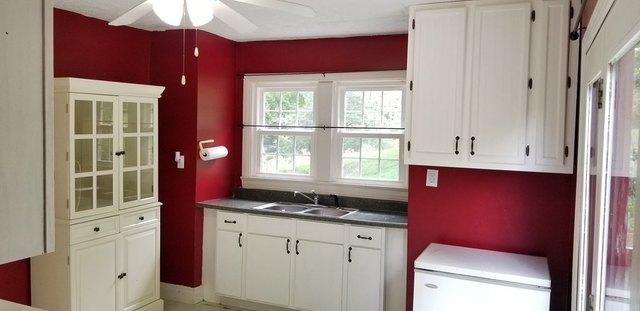 Kitchen featured at 3172 Coal River Rd, Glen Daniel, WV 25844
