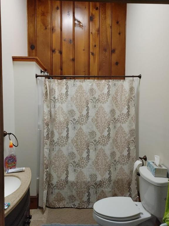 Bathroom featured at 29344 Horsey Rd, Oak Hall, VA 23416