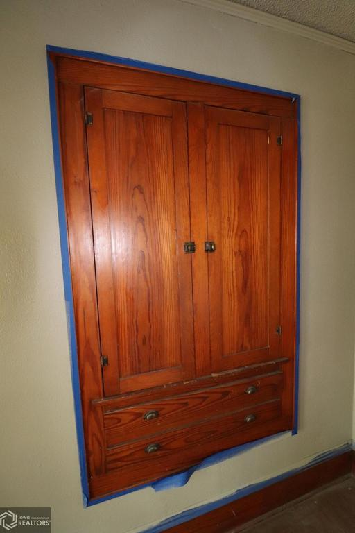 Bedroom featured at 508 Birch St, Atlantic, IA 50022