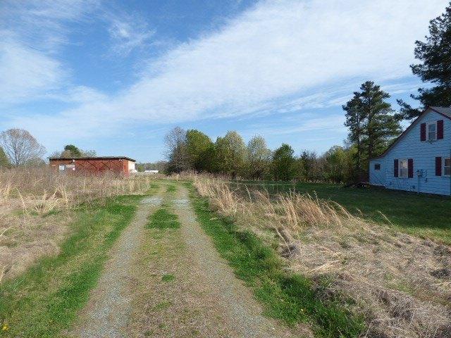 Road view featured at 8118 James D Hagood Hwy, Scottsburg, VA 24589