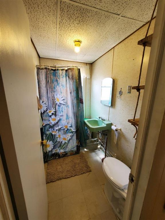 Bathroom featured at N3578 Franks Dr, Montello, WI 53949