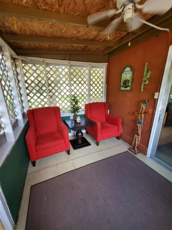 Porch featured at N3578 Franks Dr, Montello, WI 53949