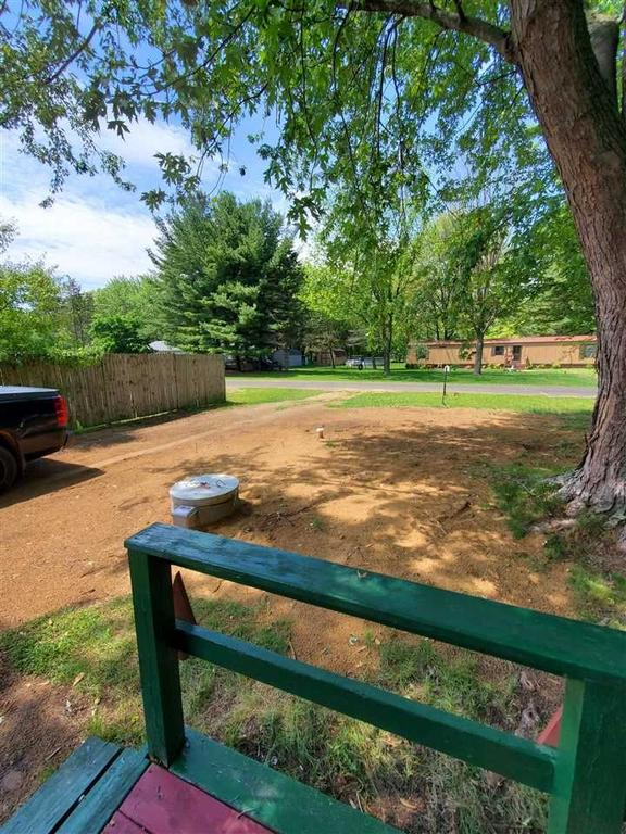 Yard featured at N3578 Franks Dr, Montello, WI 53949