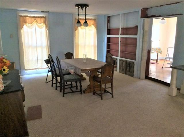 Dining room featured at 106 Washington St N, Fort Gaines, GA 39851