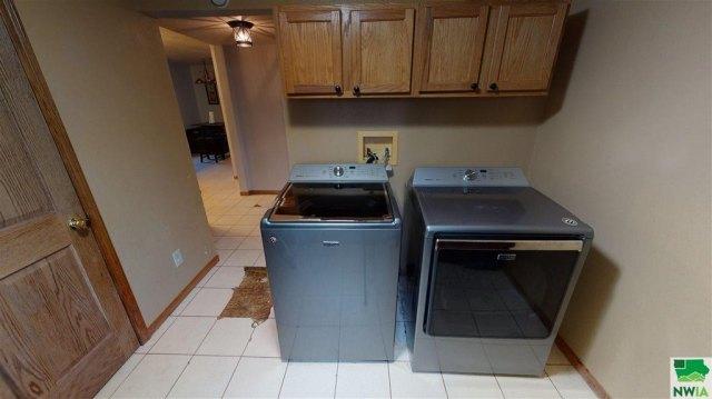 Kitchen featured at 115 E Linn St, Cherokee, IA 51012