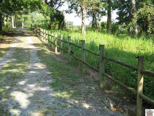 Yard featured at 1365 Old Dover Rd, Cadiz, KY 42211
