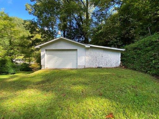 Yard featured at 5740 Garden Creek Rd, Rowe, VA 24646