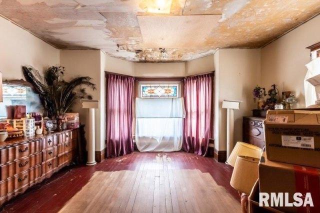 Bedroom featured at 101 N Adams St, Washburn, IL 61570