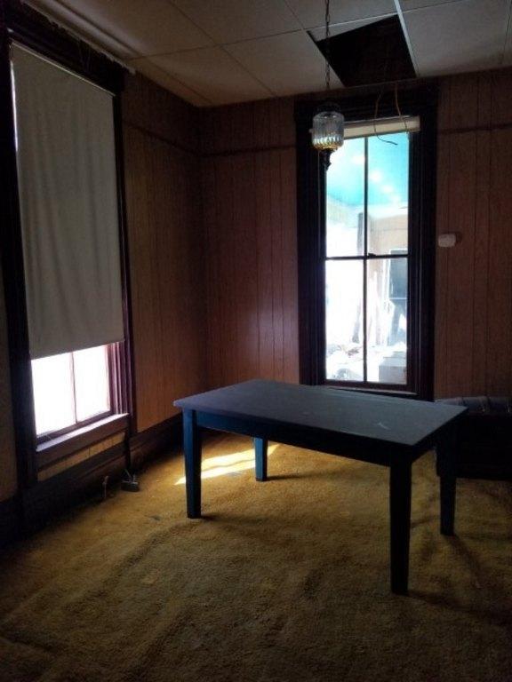 Bedroom featured at 444 E Randolph St, Howard, KS 67349