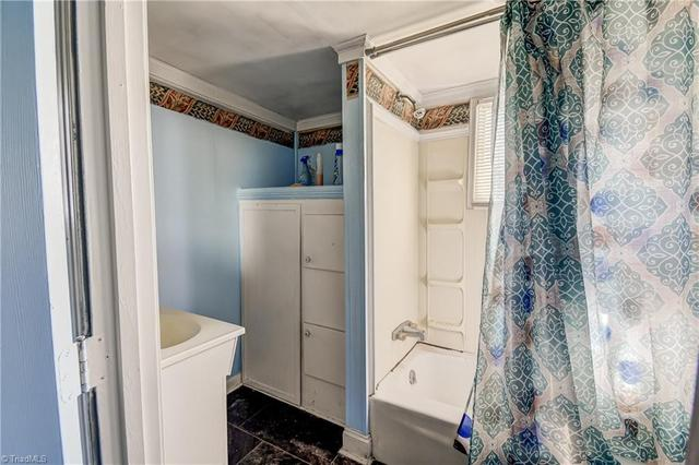 Bathroom featured at 193 Josephine Rd, Eden, NC 27288