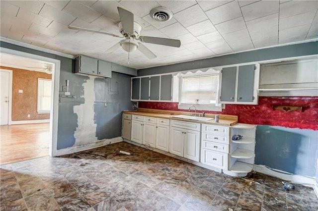 Kitchen featured at 193 Josephine Rd, Eden, NC 27288
