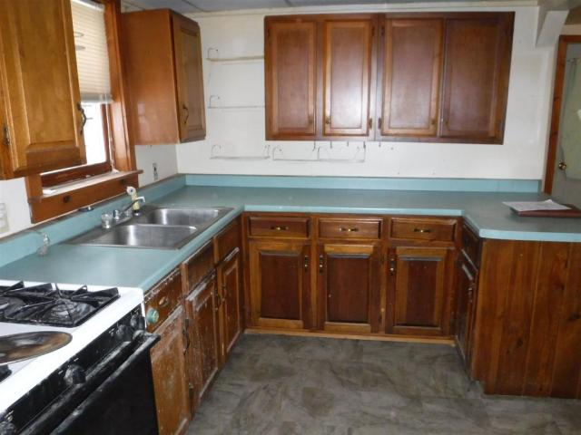 Kitchen featured at 27 Park St, Castleton, VT 05735