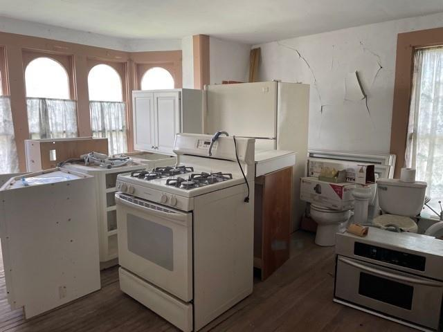 Kitchen featured at 51 Main St, Dansville, NY 14437