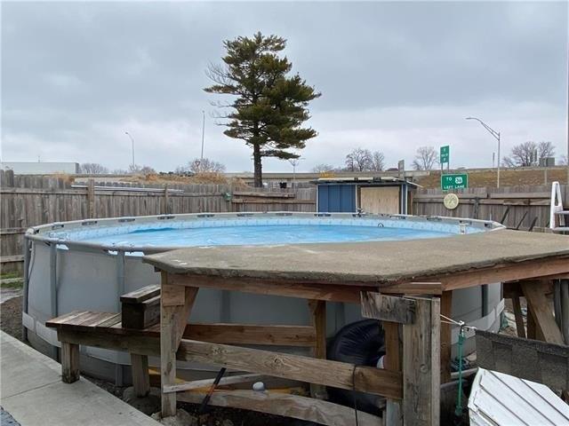 Porch featured at 2024 S 10th St, Saint Joseph, MO 64503