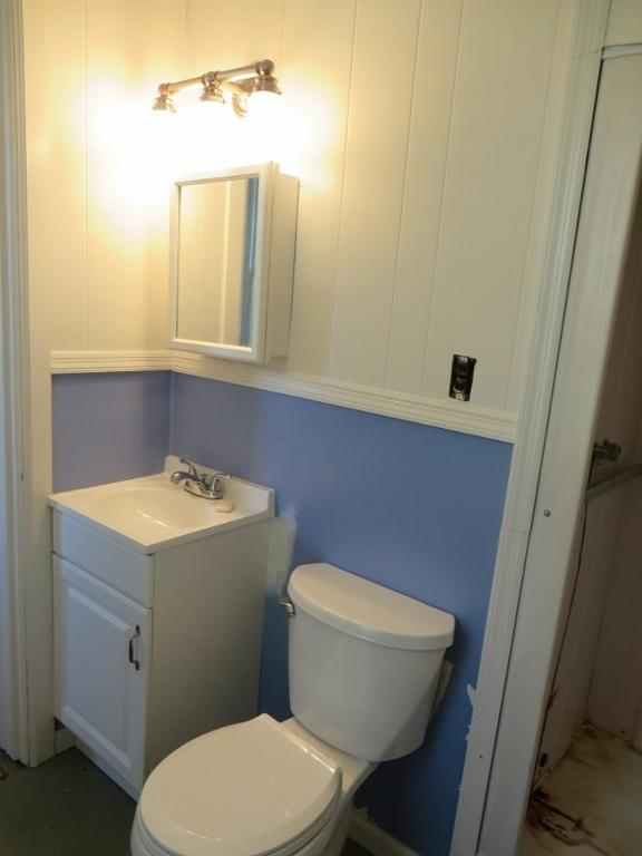 Bathroom featured at 147 Main St, Lopez, PA 18628