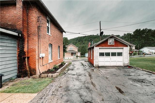 Road view featured at 3967 Stiffler Hill Rd, Cherry Tree, PA 15724
