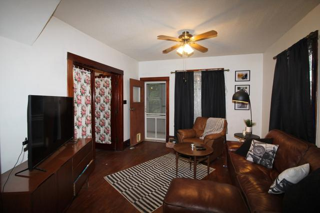 Living room featured at 232 Clay St, Savanna, IL 61074