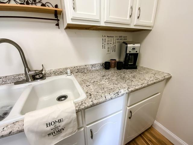 Kitchen featured at 17296 Martinsville Hwy, Axton, VA 24054