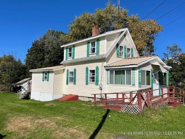 House view featured at 39 S Factory St, Skowhegan, ME 04976