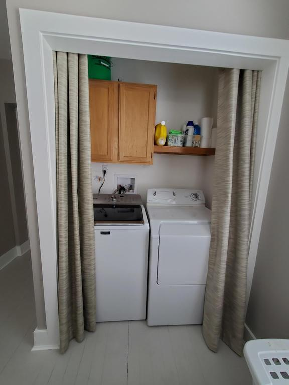 Laundry room featured at 220 Fremont St S, Lake Benton, MN 56149