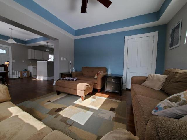 Living room featured at 220 Fremont St S, Lake Benton, MN 56149