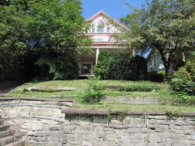Yard featured at 329 E Main St, Plymouth, PA 18651