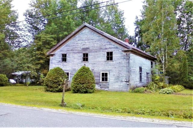 Farm land featured at 1653 North Rd, Parsonsfield, ME 04047