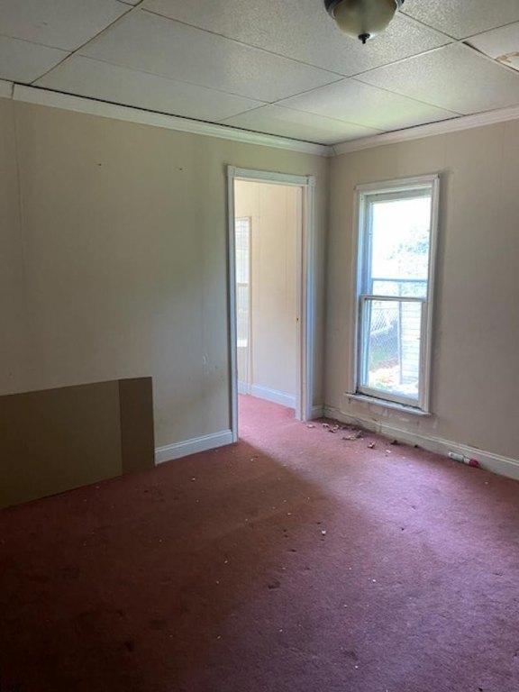 Bedroom featured at 120 Howard St, Caro, MI 48723