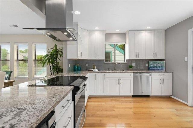 Kitchen featured at 2337 Rookery Way, Virginia Beach, VA 23455
