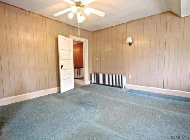 Bedroom featured at 415 Bucknell Ave, Johnstown, PA 15905