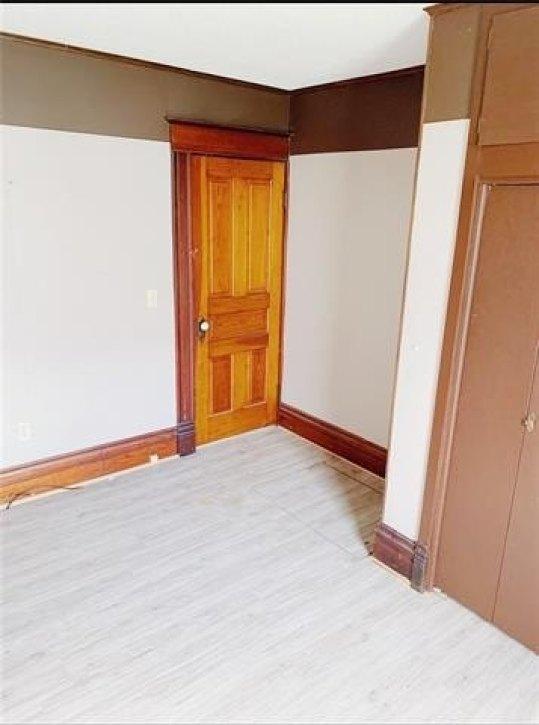 Bedroom featured at 519 Main St, Bern, KS 66408