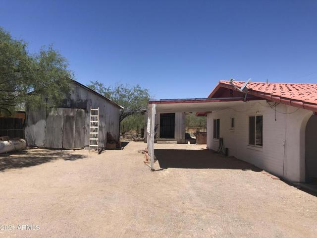 House view featured at 3743 N Ajo Gila Bend Hwy, Ajo, AZ 85321