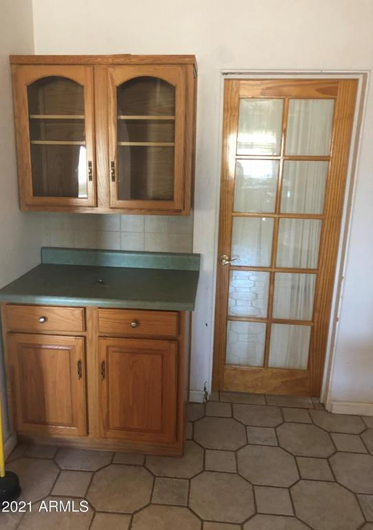 Laundry room featured at 3743 N Ajo Gila Bend Hwy, Ajo, AZ 85321