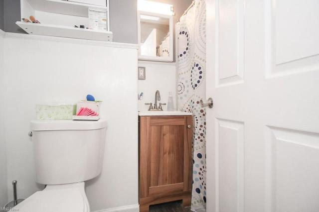 Laundry room featured at 321 W 8th St, Lorain, OH 44052