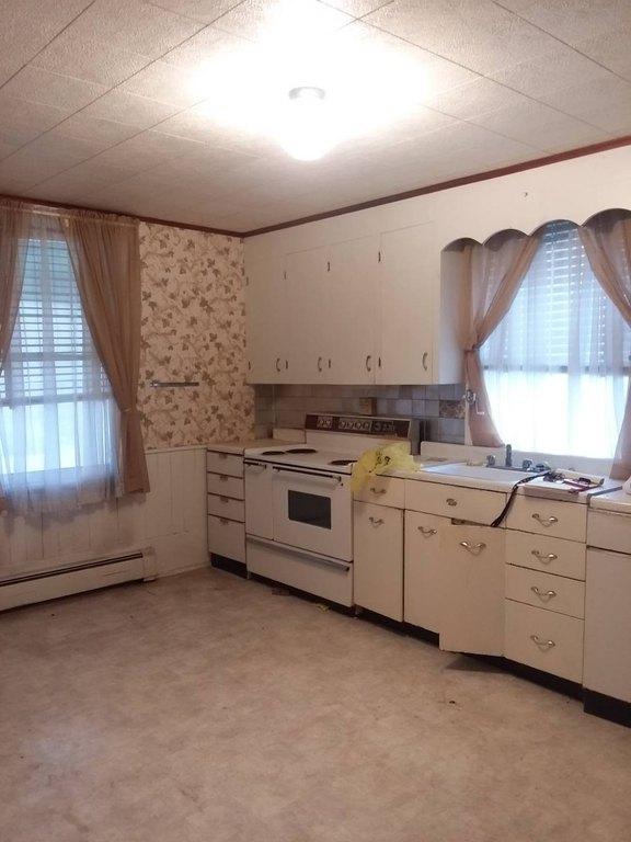 Kitchen featured at 8179 Hyndman Rd, Buffalo Mills, PA 15534