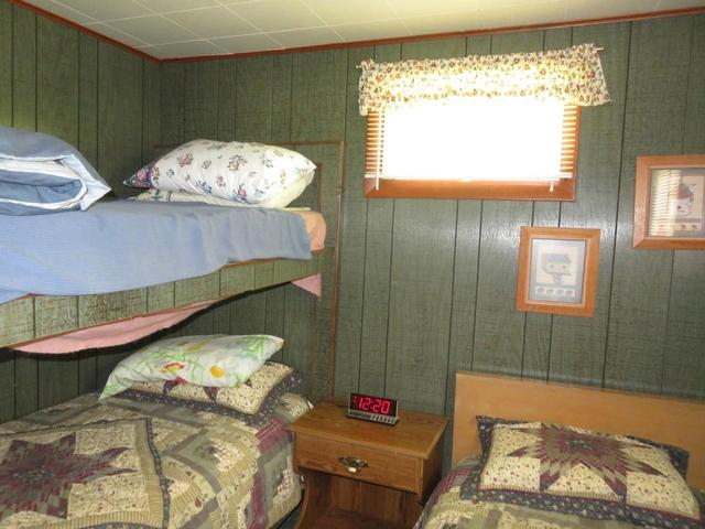 Bedroom featured at 945 Margaret Lake Rd, Three Lakes, WI 54562