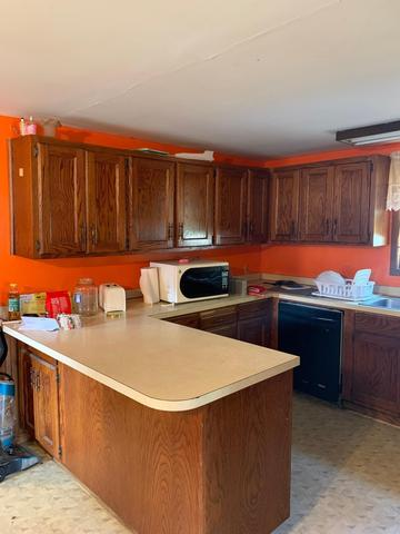Kitchen featured at 115 W 8th St, Morris, MN 56267