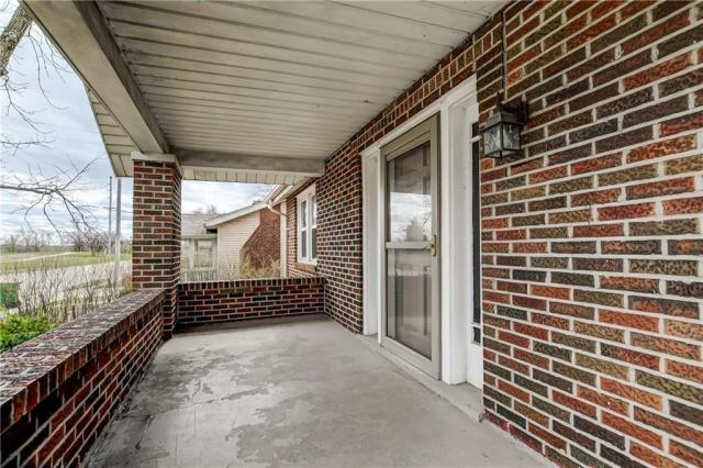 Porch featured at 709 S 22nd St, Decatur, IL 62521