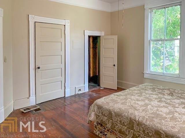 Bedroom featured at 608 Ware St, Waycross, GA 31503