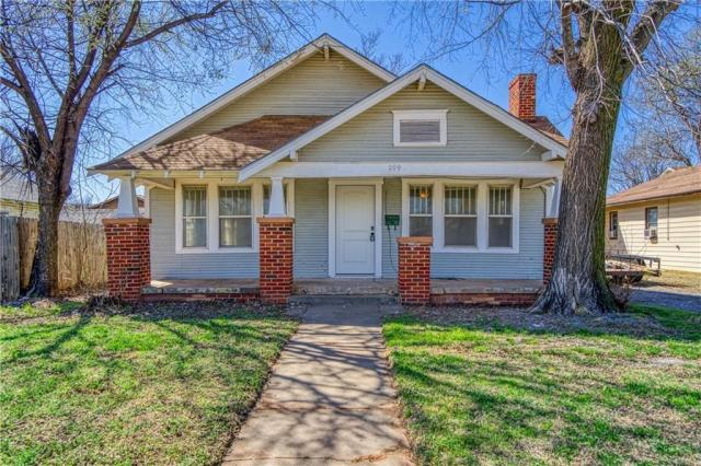 House view featured at 209 N Louis Tittle Ave, Mangum, OK 73554