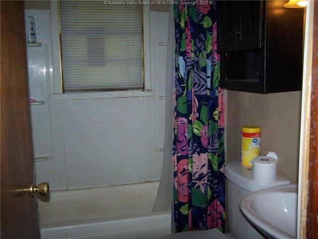 Bathroom featured at 228 Salt Lick Rd, Gallipolis Ferry, WV 25515