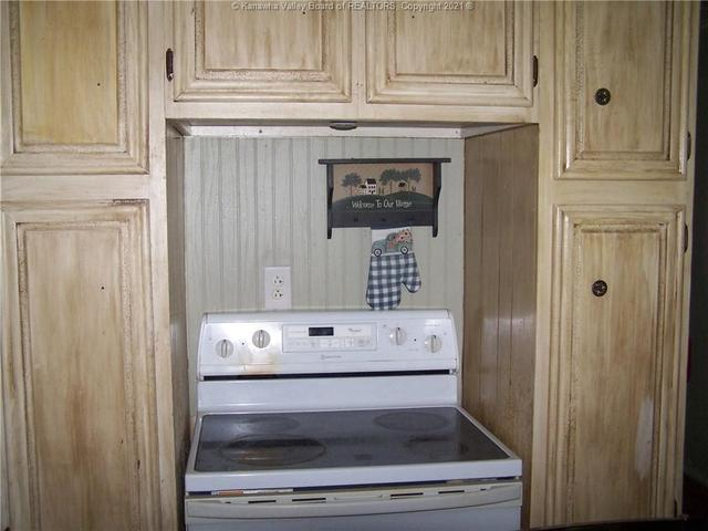 Laundry room featured at 228 Salt Lick Rd, Gallipolis Ferry, WV 25515