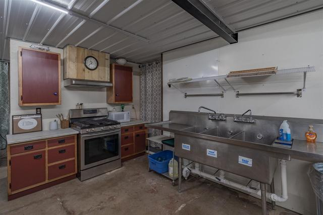Kitchen featured at 435 S Chippewa Rd, Roann, IN 46974